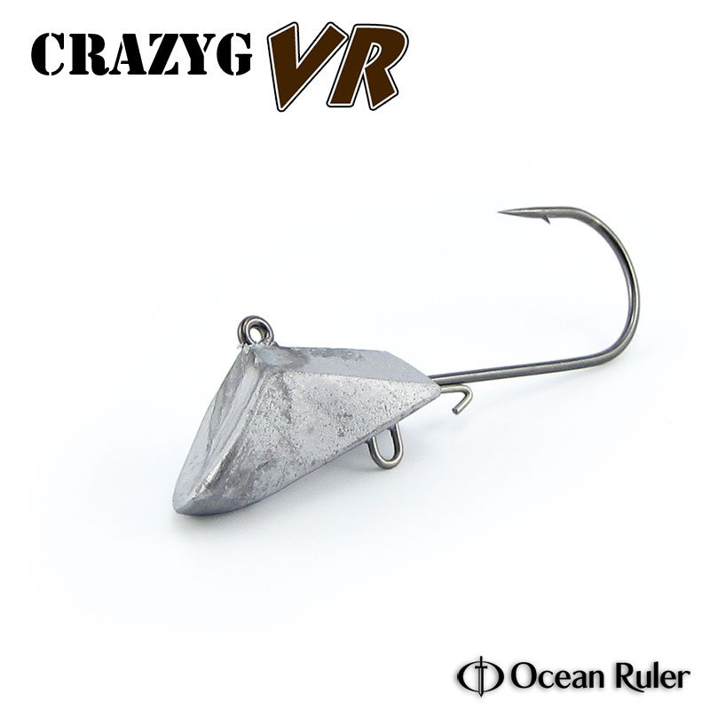 Джиг-головки Ocean Ruler Crazyg Jig VR  Range Keep