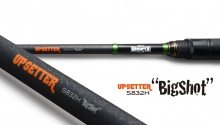 "Спиннинговое удилище Tict Grouper Game Upsetter S832H ""Big shot"""