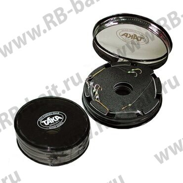 Мотовило Taka с кейсом T-35 Hard Sponge Shikakemaki With Case