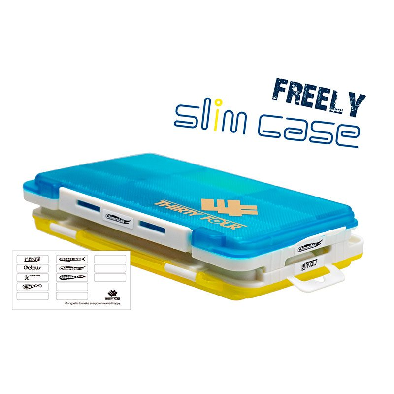 Коробка Thirty34Four Freely Slim Case