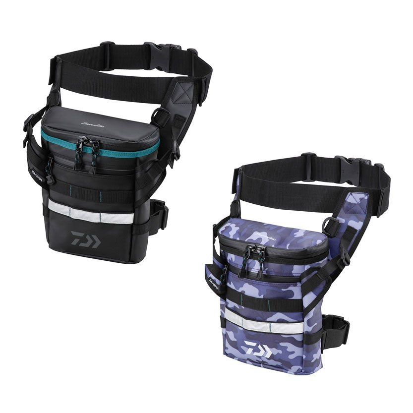Сумка рыболовная Daiwa Emeraldas Tactical Thigh Bag (A)