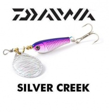 Блесна Daiwa Sikver Creek Spinner
